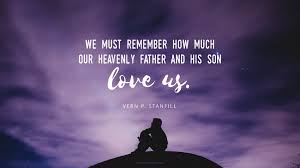 Heavenly Love Delectable Father Loves Son Quote Download