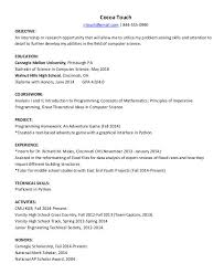 Computer Engineering Resume Samples Computer Engineer Resume Samples Under Fontanacountryinn Com
