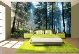 forest 3d wallpaper for walls