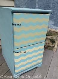 File Cabinet Paint Fun Chevron File Cabinet With Annie Sloan Chalk Paint