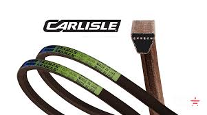 Wrapped V Belts Carlisle Belts By Timken Drive Belts Crp