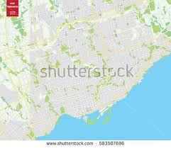 toronto map stock images, royalty free images & vectors shutterstock Canada Toronto Map vector color map of toronto, canada city plan of toronto vector illustration canada toronto matejka