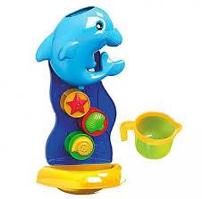 <b>Игрушка для ванны</b> Дельфин №1 <b>Биплант</b> — купить в Москве в ...