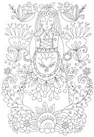 Download Coloring Pages Lalaloopsy On Ember Flicker Flame