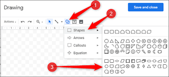 How To Add A Venn Diagram In Google Docs How To Add Flowcharts And Diagrams To Google Docs Or Slides