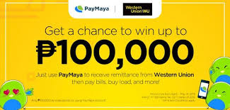 Union And 000 In Raffle Promo Paymaya Grabs com Philstar Western P100 For Up