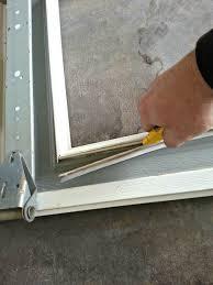cut window frame cowtown garage door blog