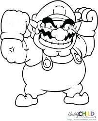 Mario Odyssey Coloring Pages Fresh Mario Printable Coloring Pages