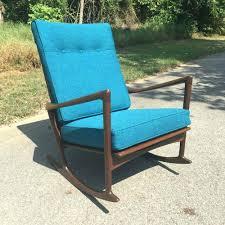 rocking lounge chair chaise folding barcelona city modern design