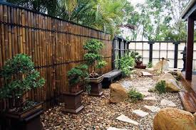 Small Picture Japanese Bamboo Garden Design Cool Sustainable Garden Design