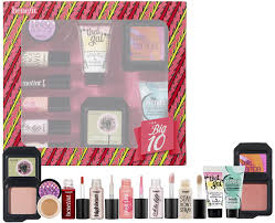 benefit cosmetics makeup collection for holiday 2016