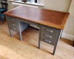painted office furniture. Attractive Vintage Office Desk Inside Desks Antique For Home Painted Furniture E