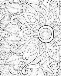 Grown Up Coloring Pages To Print Domlinkovinfo