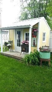 unique garden shed unusual