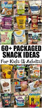 Self editors loved them because they have a salty kick that sets them apart from the rest. 60 Healthy Packaged Snacks For Kids For School Or Home