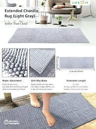 washable bathroom rugs bathroom runners large size of kitchen cotton rugs machine washable bathroom rugs washable washable bathroom rugs