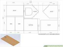 house plans you can add to later awesome how to build a dog house with wikihow