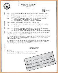 Standard Letter Navy Correspondence Manual Sample Letter Naval Template