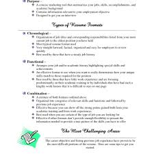Functional Resume Template Professional Format Pdf Free Throughout