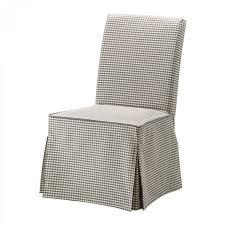 ikea henriksdal chair slipcover cover skirted sagmyra gray parson chair slipcover diy