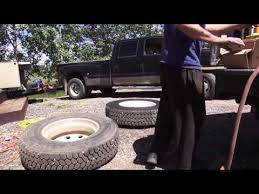 Do Balancing Beads For Dually Tires Really Work My