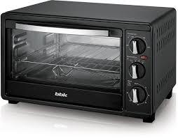Купить <b>Мини</b>-<b>печь BBK OE2343M</b>, <b>черный</b> в интернет-магазине ...