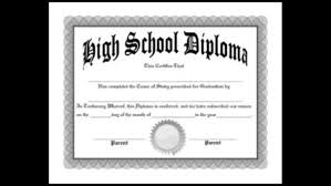 High School Deploma Thousands To Receive High School Diploma After Exit Exam Suspended