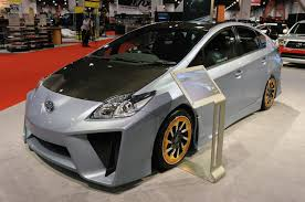 My perfect Toyota Prius. 3DTuning - probably the best car ...