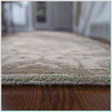 best rug material for high traffic area