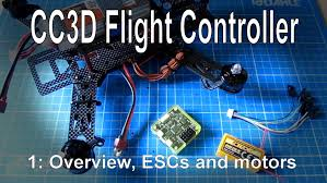 ccd flight controller for beginners overview frame build 1 10 cc3d flight controller for beginners overview frame build and power setup