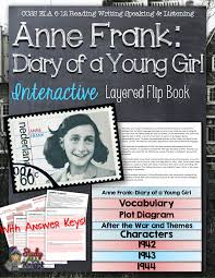 anne frank diary of a young girl interactive layered flip book anne frank diary of a young girl interactive layered flip book