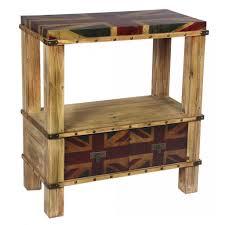 union jack furniture. Vintage Union Jack Bedside Table Furniture