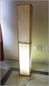 diy wood n paper floor lamp some ideas to consider when making