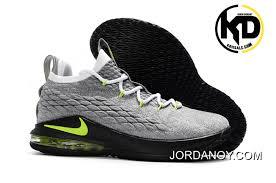 New Release Nike Lebron 15 Low Neon Price 98 38 Michael