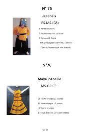 Location Costumes Enfants Ecole De St Malo Du Bois