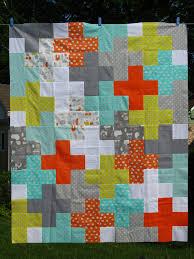 Plus Quilts & Simple Addition Plus Quilt | Quilts | Pinterest ... & Sew: Monsterz Plus Quilt Adamdwight.com