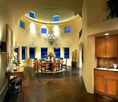 kitchen lighting vaulted ceiling. Lighting For Sloping Ceilings Recessed Light Sloped Ceiling Large Size Of Living Kitchen . Vaulted