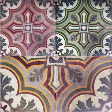 colorful floor tiles design. Ancient Colored Floor Tiles Pattern Colorful Floor Tiles Design