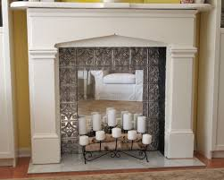 Faux Fireplace Insert Faux Ceiling Tin Fireplace Firebox Ceilings