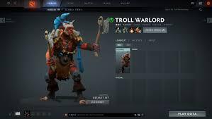 troll warlord remodel dota2