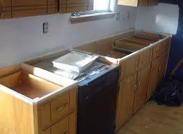 remove kitchen countertops