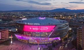 T Mobile Arena Las Vegas Nv Las Vegas Vegas Seating Charts