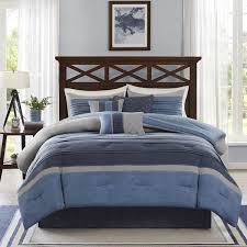 madison park collins comforters navy