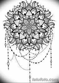 тату на бедре для девушек эскизы 08032019 009 Tattoo Sketches