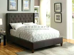 charcoal bed 2 upholstered heads diy coaster in myrtle beach bedheads perth queen white headbo