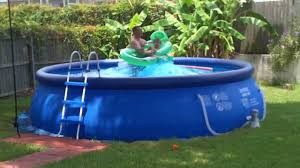 above ground inflatable pool. Modren Above For Above Ground Inflatable Pool E