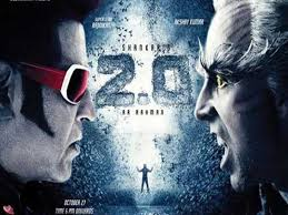 2 0 Box Office Collection Day 5 S Shankars Sci Fi Film Starring