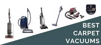 best vacuums for carpet