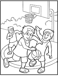 Small Picture Printable Sports Coloring Pages Games 11821 Bestofcoloringcom