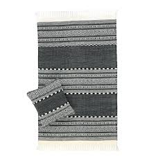 fair trade rugs black natural rugs fair trade rugs ten thousand villages